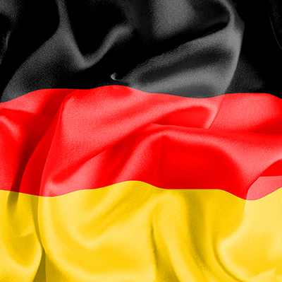 Germany flag promo